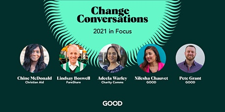 Change Conversations: 2021 in Focus tickets