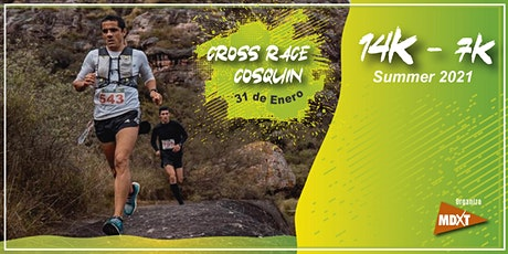 CROSS RACE COSQUIN - 14K - 7K (SOLO PARA TEAM) entradas