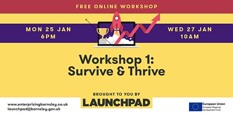 Workshop 1 - Survive and Thrive tickets