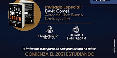 Feria Virtual Educativa DÍA F (ESPECIALIZACIONES) entradas