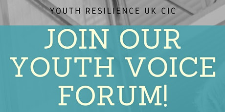 February Youth Voice Forum tickets