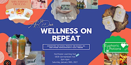 Wellness on Repeat a Pop Up Shop tickets