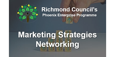 Marketing Strategies That Get Results - Networking tickets