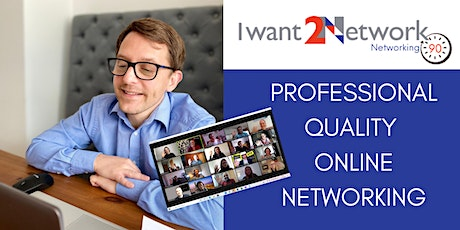 Networking 90: UK Wide, Online Business Networking, Darwin group tickets