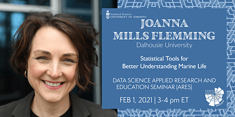 Data Science Applied Research and Education Seminar: Joanna Mills Flemming tickets