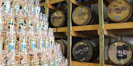 Siesta Key Rum Tour Wednesday  3:00pm Feb. 3rd tickets