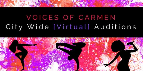 Voices of Carmen 2021 Auditions tickets