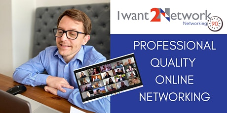 Networking 90: UK Wide, Online Business Networking, Ramsey group tickets