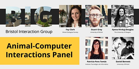Animal-Computer Interactions Panel tickets