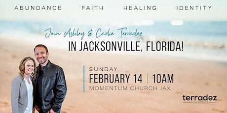 Ashley & Carlie Terradez in Jacksonville, Florida tickets