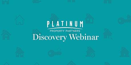 HMO investment webinar | Platinum Property Partners tickets