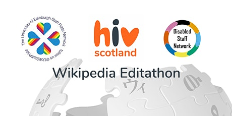 HIV Scotland Wikipedia Editathon tickets