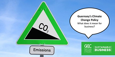 Chamber SBI: Gsy's Climate Change Policy: What  Does It Mean For Business tickets