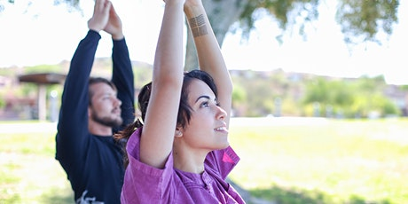 FREE ONLINE INTRO TO YOGA tickets