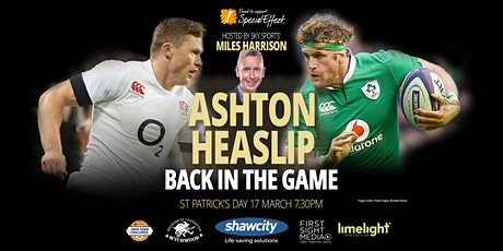 Back In The Game Rugby tickets