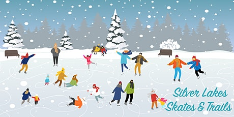 Winter Outdoor Ice Skating at Silver Lakes Golf Club  - Jan to March 2021 tickets