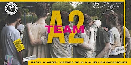 Team A2 entradas