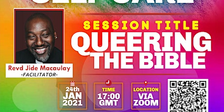 Queering The Bible with Revd Jide tickets