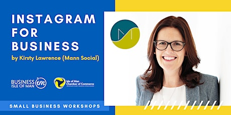 Small Business Workshops | Instagram for Business by Kirsty Lawrence tickets
