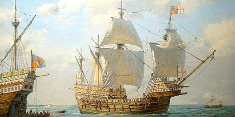 Mary Rose  - On-line Talk on sinking and recovery of the Tudor Warship tickets