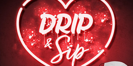 Drip & Sip Paint Party: Valentine's Day Edition tickets