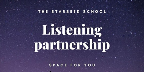 Peer Listening for Parents with Unique Kids tickets
