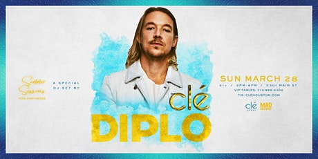 Diplo / Sunday March 28th / Clé Summer Sessions tickets