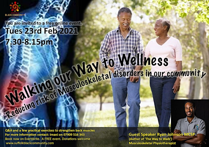 Walking our Way to Wellness image