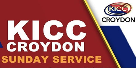 KICC CROYDON SUNDAY SERVICE - 24 JAN 2021 tickets