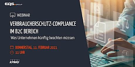Verbraucherschutz-Compliance im B2C Bereich Tickets