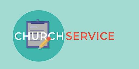 Hope City Sunday Service  1-24-2021 tickets
