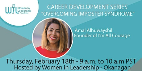 Career Development Series: Overcoming Imposter Syndrome tickets
