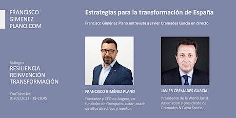 Estrategias para la transformación de España boletos