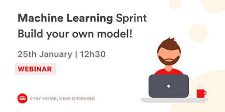 English workshop - Machine Learning Sprint | Le Wagon SP tickets