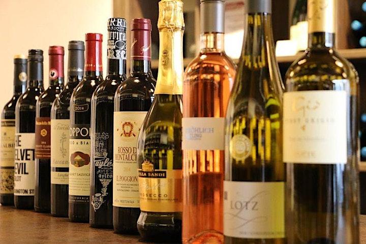 4. Online Weinprobe LIVE aus dem VINTAGE in Lilienthal /// DEUTSCHE WEINE: Bild