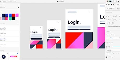 Webinar Adobe: alla scoperta di XD (Experience Design) - Replica biglietti
