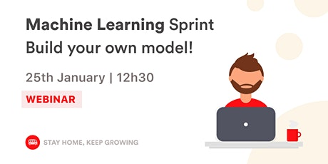 English workshop - Machine Learning Sprint | Le Wagon BH tickets
