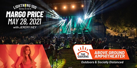 Margo Price at The Caverns Above Ground Amphitheater tickets