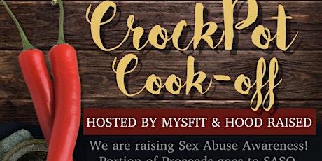 Mysfits Crock Pot Cook Off tickets
