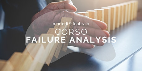 FAILURE ANALYSIS  APPLICATA AI POLIMERI TERMOPLASTICI biglietti