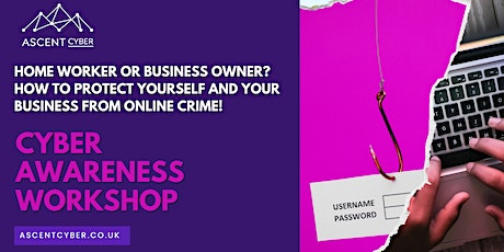 Protect Your Business from Cyber Crime - Online Webinar tickets