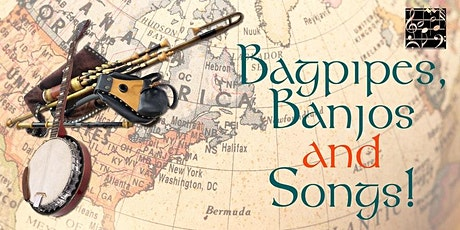 Bagpipes, Banjos and Songs! A Choral Concert. tickets