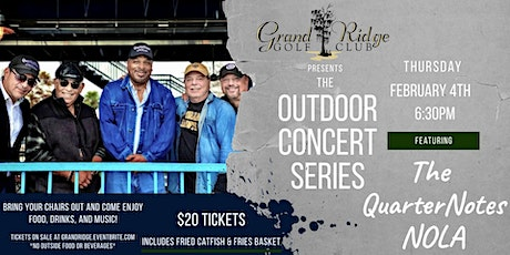 Grand Ridge Outdoor Concert Series ft. The QuarterNotes NOLA tickets