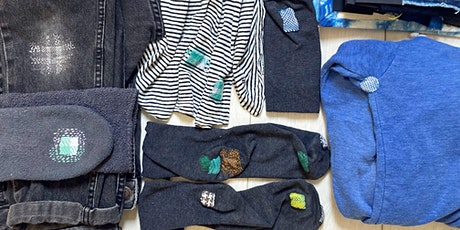 Get started with Darning - Zoom Workshop tickets