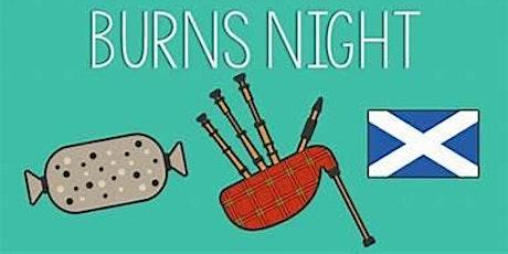 Burns Night Quiz tickets