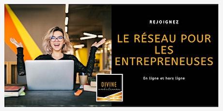 Divine Ambitieuse : Le réseau pour les entrepreneuses billets