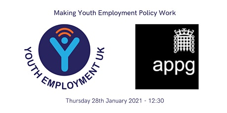 APPG for Youth Employment: 'Making Youth Employment Work' Final Meeting tickets