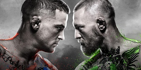 UFC 257: Poirer vs McGregor tickets