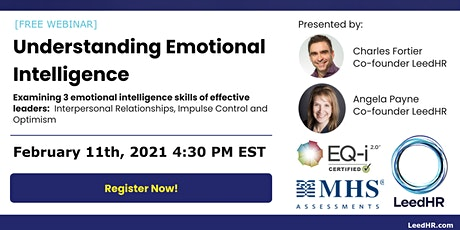 Understanding Emotional Intelligence by LeedHR Tickets