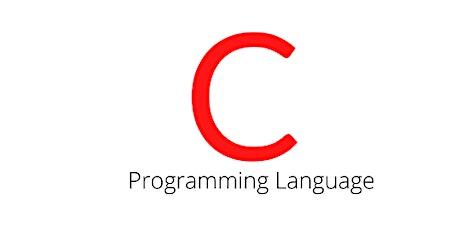 4 Weekends C programming Language Training Course in Winnipeg tickets